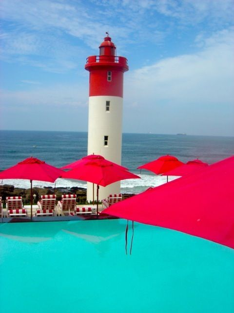 The Oyster Box Hotel, Durban, South Africa. #Best #Hotels #SouthAfrica http://www.mua.co.za/
