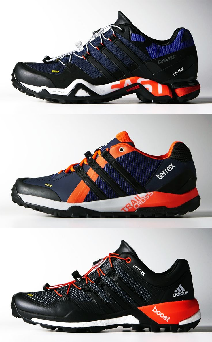 adidas Terrex trail shoes