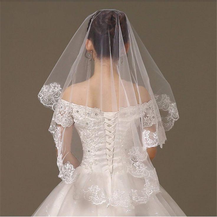 Best 20+ Short Wedding Veils Ideas On Pinterest