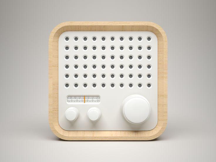 Dribbble - radio_ by Celegorm