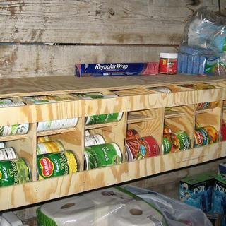 24 best Food Rotation System images on Pinterest Food storage