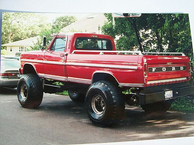 5501 Best 70 S Classic Ford Trucks Images On Pinterest