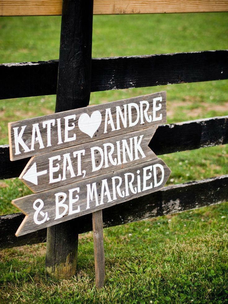 #wedding #signs - @V A King, this would be good to direct people into the reception!: Outdoor Wedding, Wedding Ideas, Wedding Stuff, Vineyards Wedding, Clara Vineyards, Dream Wedding, Vineyard Wedding, Wedding Signs