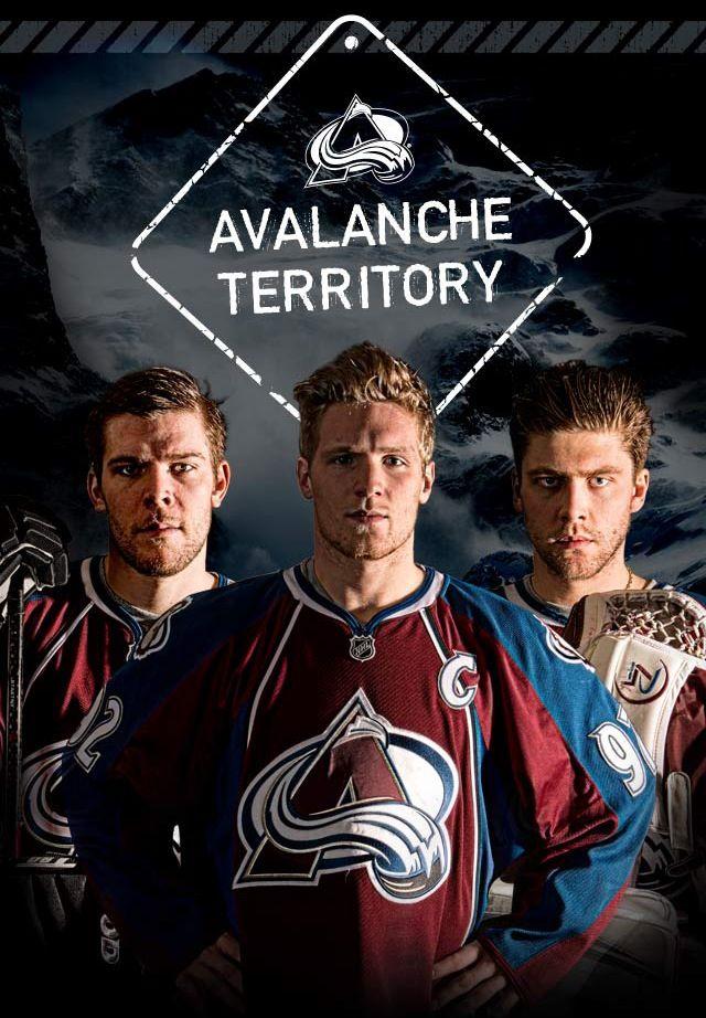 Colorado Avalanche. Avs territory.