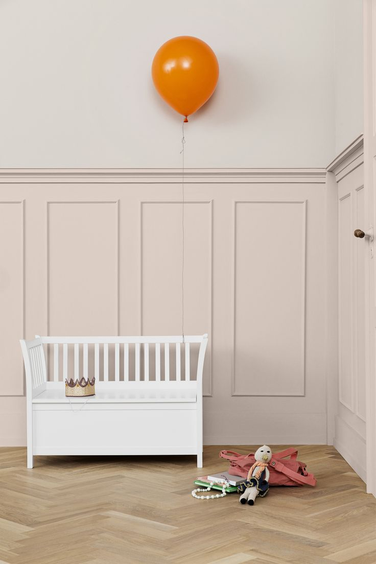 Seaside Collection kids bench by Oliver Furniture.