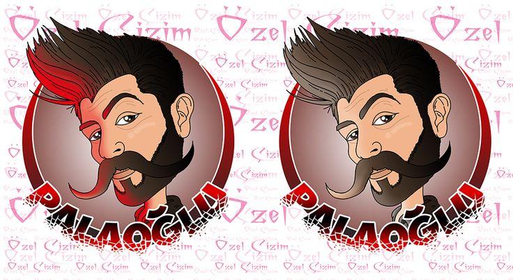 #ozelcizim #logo #karikatur #youtube #oyun #kanal #gamer #oyuncu #profile #palaoglu #cizim #sanat