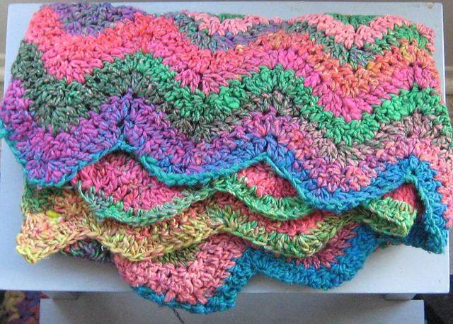 Beginners Crochet Ripple Patterns : 14 best images about Crochet/Knitting Stuff on Pinterest ...