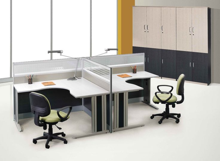 white gray solid wood office. white gray solid wood office desk with acrylic wall divider combined contemporary reading lamp and black fiberglass base swivel chairs standing l
