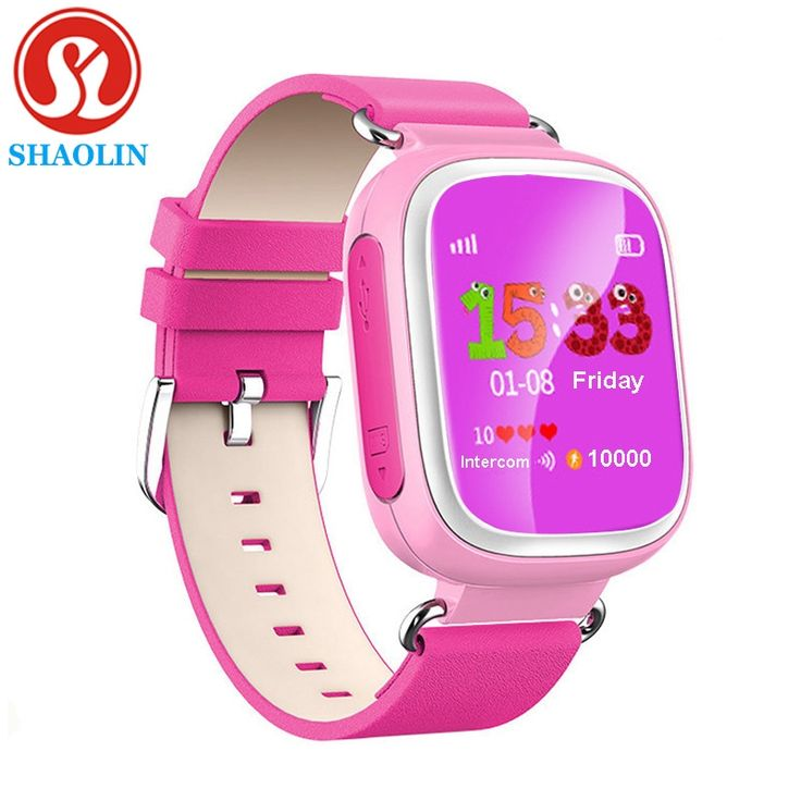26.50$  Buy now - http://ali73s.shopchina.info/go.php?t=32708543995 - SHAOLIN Kids GPS Smart Watch Wristwatch SOS Call Location Device Tracker for Kid Safe Anti Lost Monitor Baby Gift Q80 PK Q50 Q60  #magazineonline