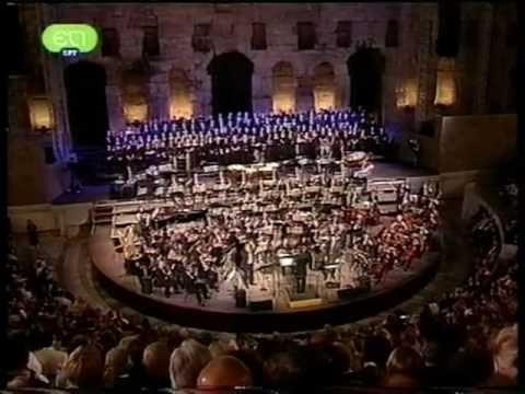 Mikis Theodorakis, Mario Frangoulis, Dimitris Basis - Axion Esti