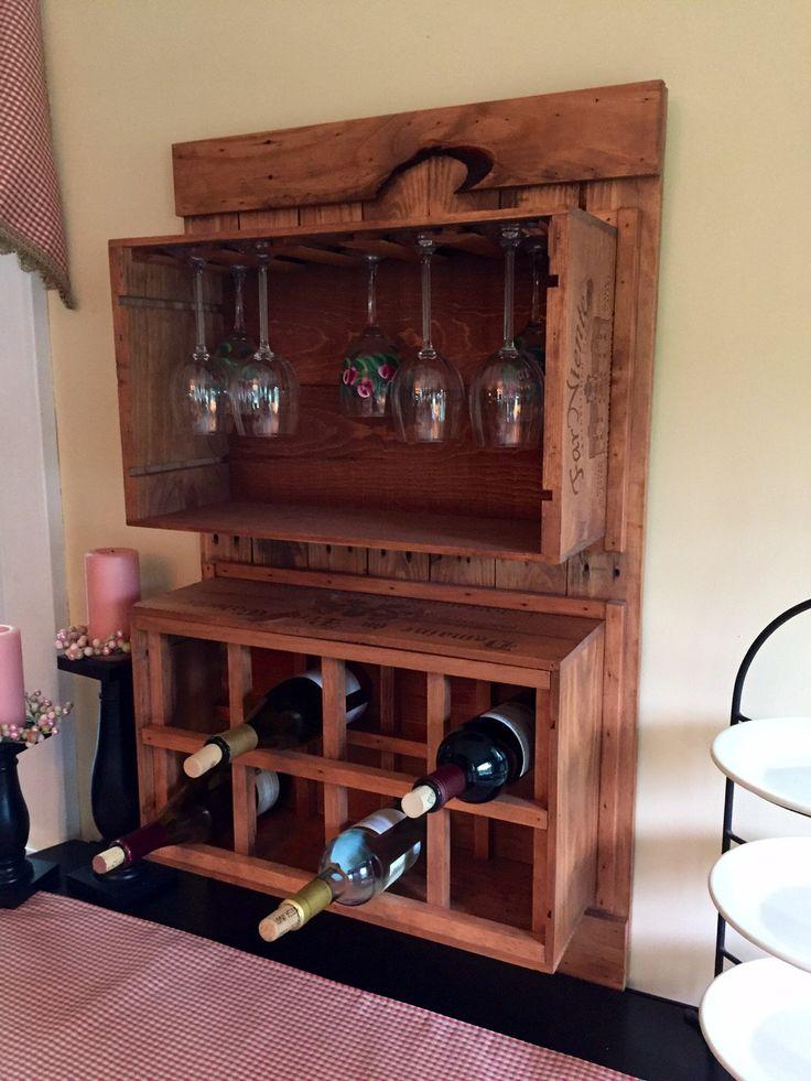 les 42 meilleures images du tableau caisse porte bouteille casiers bouteilles sur. Black Bedroom Furniture Sets. Home Design Ideas