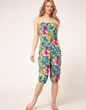 Marc By Marc Jacobs Havana Floral Playsuit: Floral Playsuits, Serious Marc, Havana Floral, Girls Generation, Jacobs Havana, Marc Jacobs, Chains Girls, Havana Covers, Beaches Chains