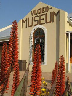 museum Laingsburg. South Africa.