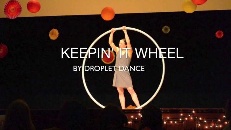 Droplet Dance: Keepin It Wheel