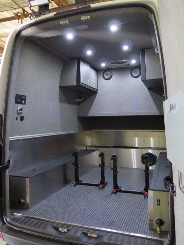 Mercedes Sprinter Custom MX Conversion | Mercedes-Benz Sprinter Van Conversions