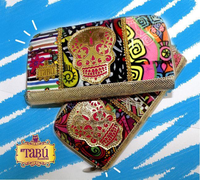 Billeteras #tabu  #mytabu #accesorios #billeterastabu