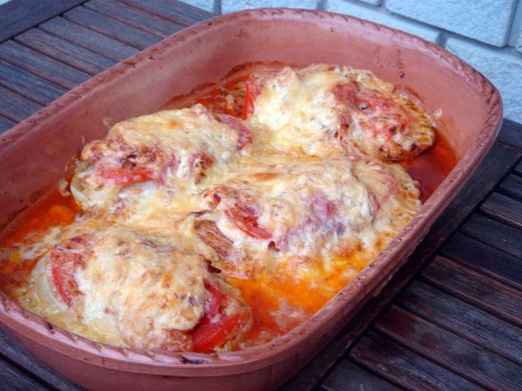 Nem vagyok mesterszakács: Jércemell steak cserépben, gazdagon – a belga gazd...