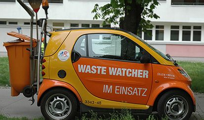 Waste Watcher | Tina Vienna