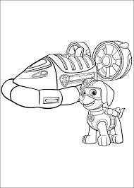 Resultado de imagen de colorear patrulla canina