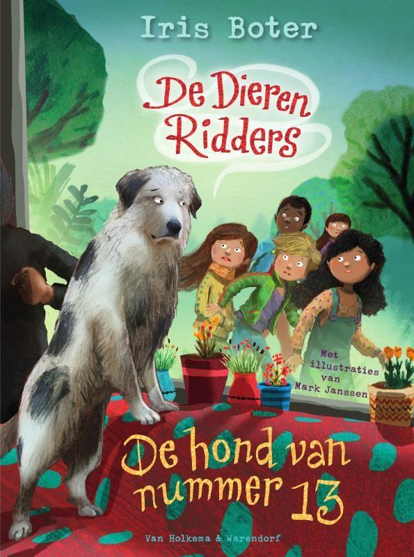 De buurjongen is een paar jaar ouder en heeft een hond. Op een dag ziet Pieter vanuit zijn raam hoe de buurjongen zijn hond een schop geeft. Pieter schrikt enorm en weet niet wat hij moet doen. Hij durft de buurjongen niet aan te spreken, want die ziet er heel sterk uit. Als de buurjongen het nog eens doet, kan hij het niet langer aanzien. Dit is duidelijk werk voor de DierenRidders! € 11,99