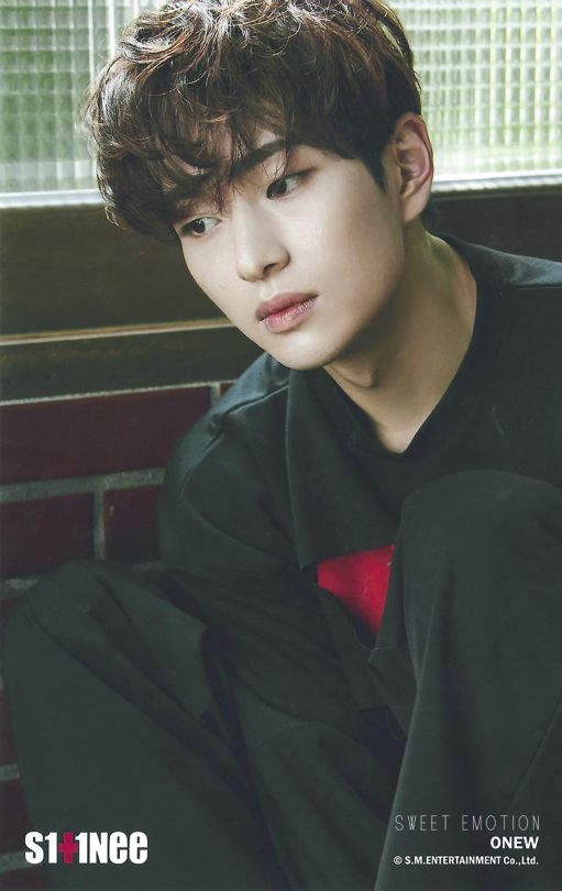 SHINEE ONEW 1 AND 1
