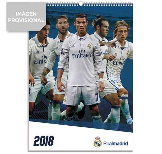 Real Madrid Kalender 2018