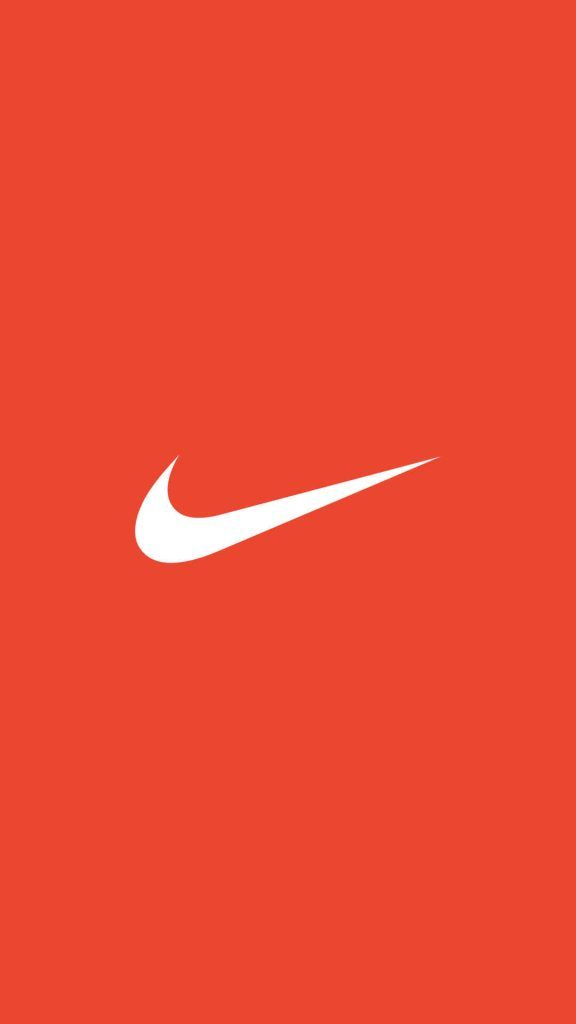 NIKE REDiPhone壁紙 iPhone 5/5S 6/6S PLUS SE Wallpaper Background