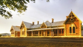 Young, NSW, Australia: Visitor Information Centre