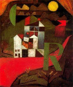 Villa R - (Paul Klee)                                                                                                                                                                                 Plus