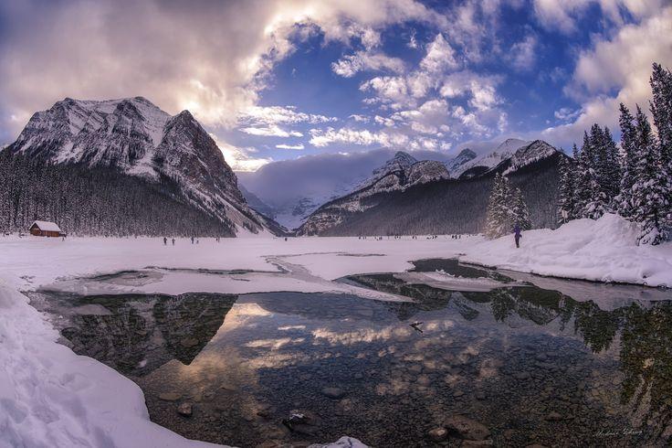 Photograph Lake Louise by Michael Zheng on 500px
