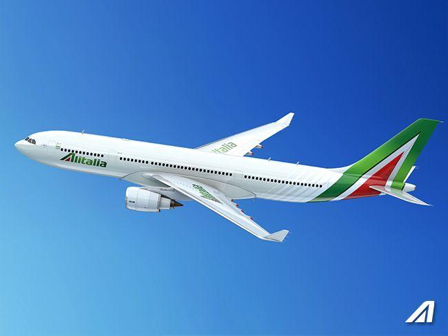 Alitalia (New Livery)