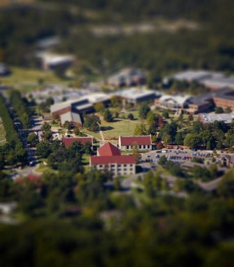 John Brown University by Mark Jackson Oh jbu, you have my heart <3