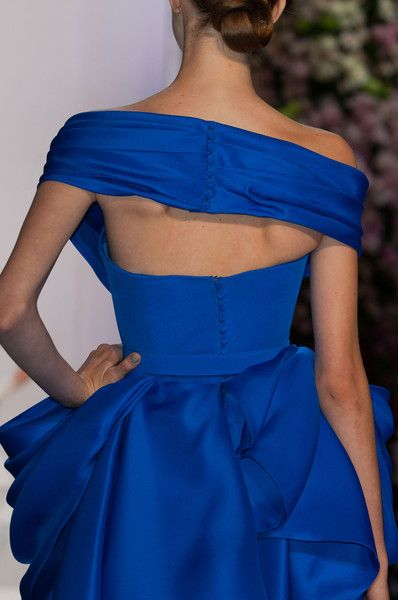 Ralph Russo Spring 2014 - Details