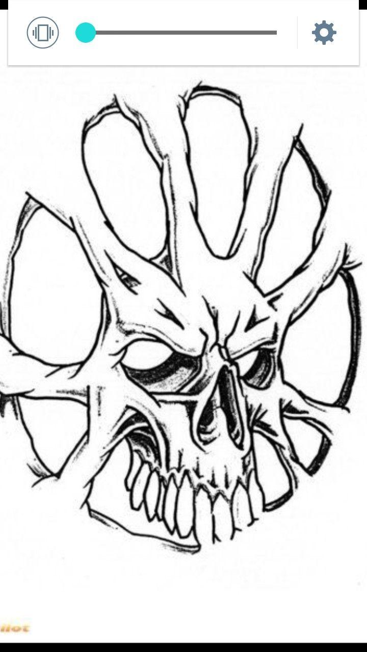 Pin By Cesar Garcia On Tatts Tattoo Drawings Skulls Drawing Skull Artwork
