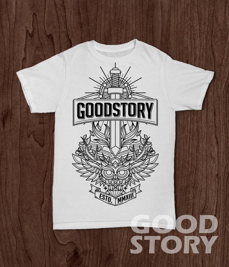 White Tees Goodstory