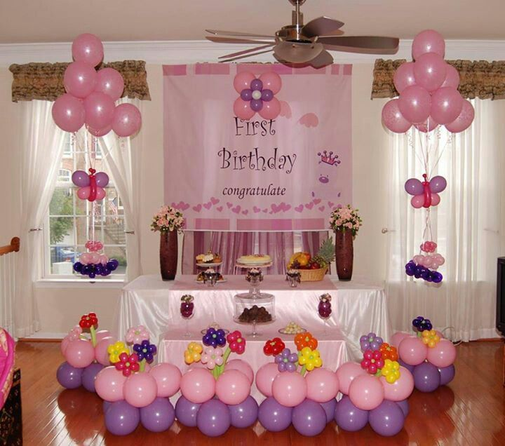 32 Ideas House Decorations Ideas For Kids Birthday Party At Home
