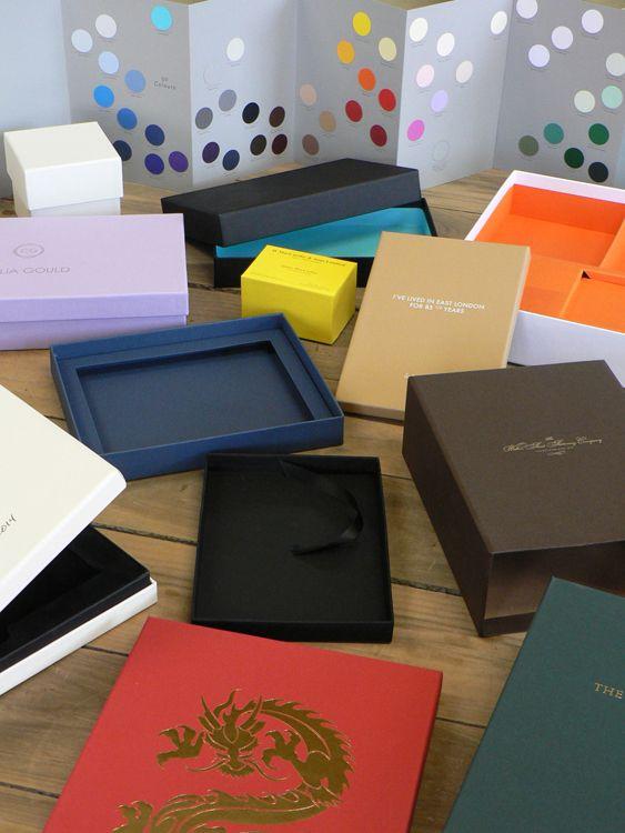 Colorplan Presentation Boxes