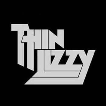 Thin Lizzy's sharp, stylish letters could be classed as similar to Iron Maiden's rock-out gem, the hard-rock sound was equally similar, let's just assume than Thin Lizzy got there first. One of the most timeless logos it remains cool to this day. Amazing how most bands that can blow a few amps can blow a few minds with their symbols.