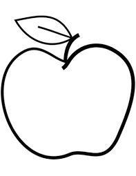afbeeldingsresultaat voor kleurplaat appel kleurplaten