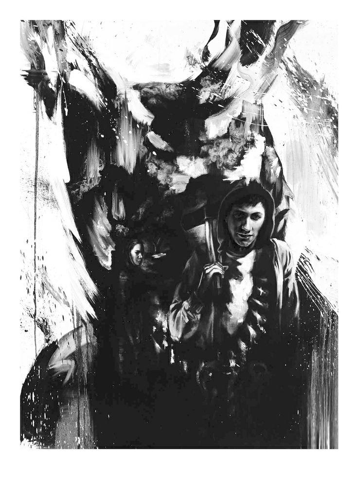 Print Donnie Darko Frank