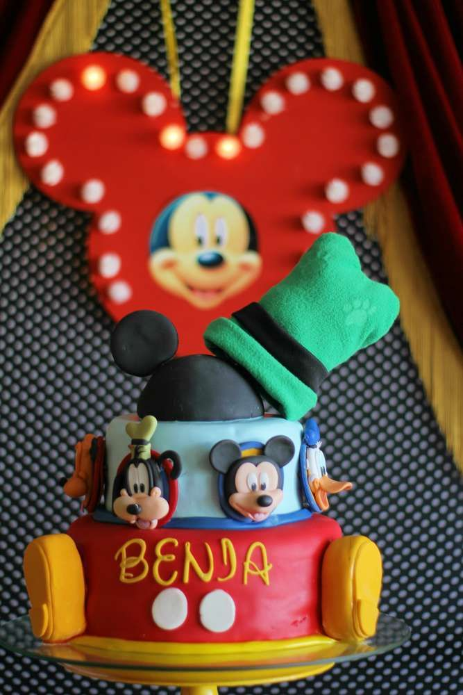 800 best Mickey Mouse Party Ideas images on Pinterest Mickey