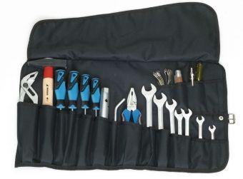 GEDORE (Германия)   Купить GED-6604770ET   1050 Набор инструмента АВТОДОКТОР 29 инструментов в сумке-скатке   ***Элит-инструмент