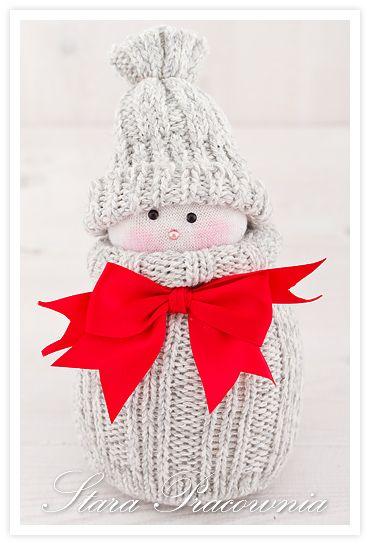 Kilka świątecznych ozdób :-)