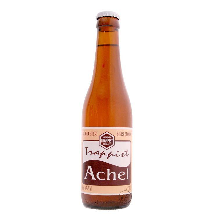 Bière Achel Blonde Trappiste 8° 33cl.