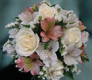 bridal bouquets with roses, calla lilies and alstroemeria - Google Search: