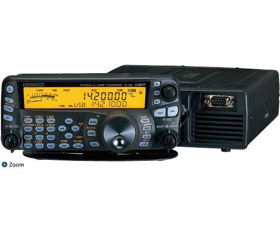 HF/50MHz Transceiver TS-480HX/480SAT
