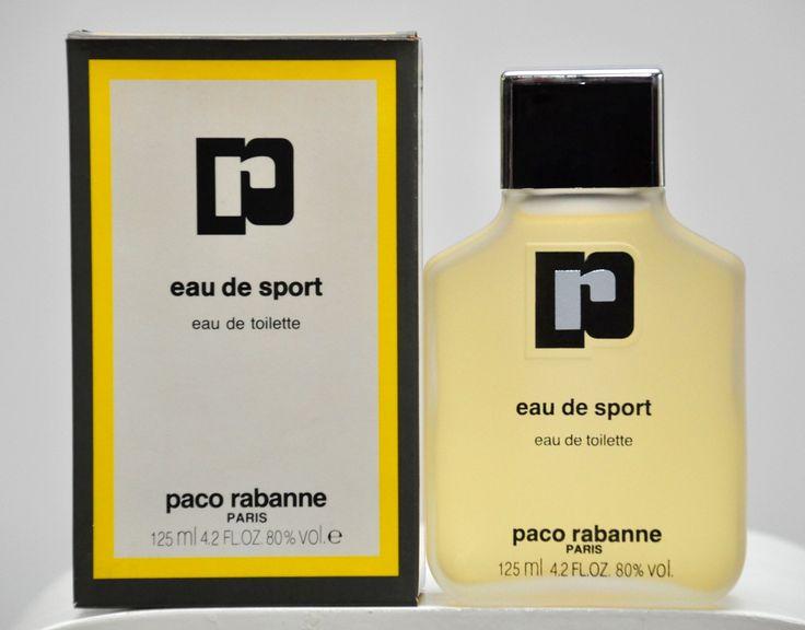 Paco Rabanne Eau de Sport Eau de Toilette Edt 125ml No ...