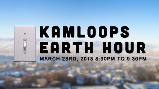 Things you can do during Earth Hour (Not Just In Kamloops)