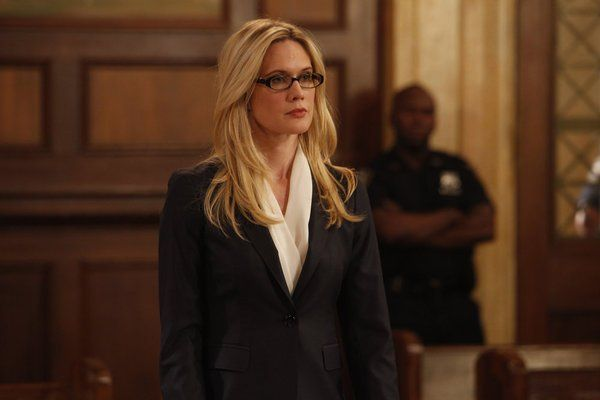 Stephanie March in Law & Order: Special Victims Unit No person who played a Prosecutor has been safe for 14 years but she along with Diane Neal had been some of the better ones