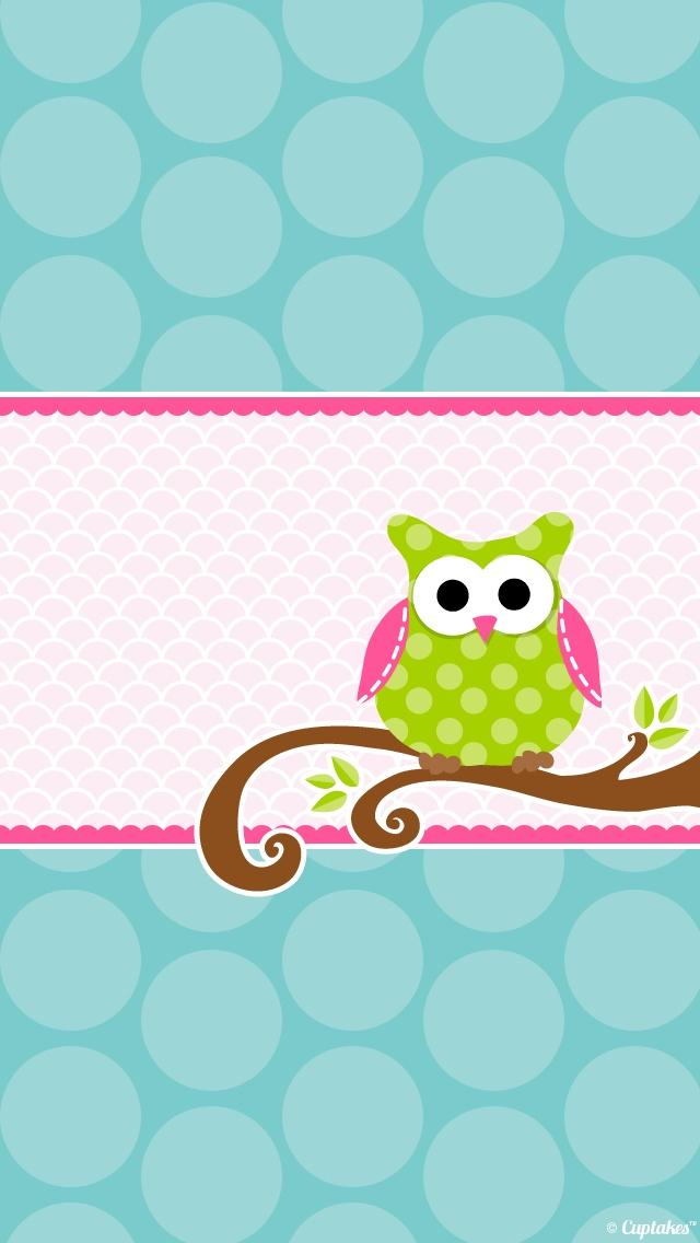 Owl phone wallpaper iPhone Decor Pinterest